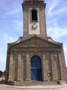 Façade église Arzon